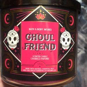 NWT Bath and Body Works Halloween Ghoul Friend